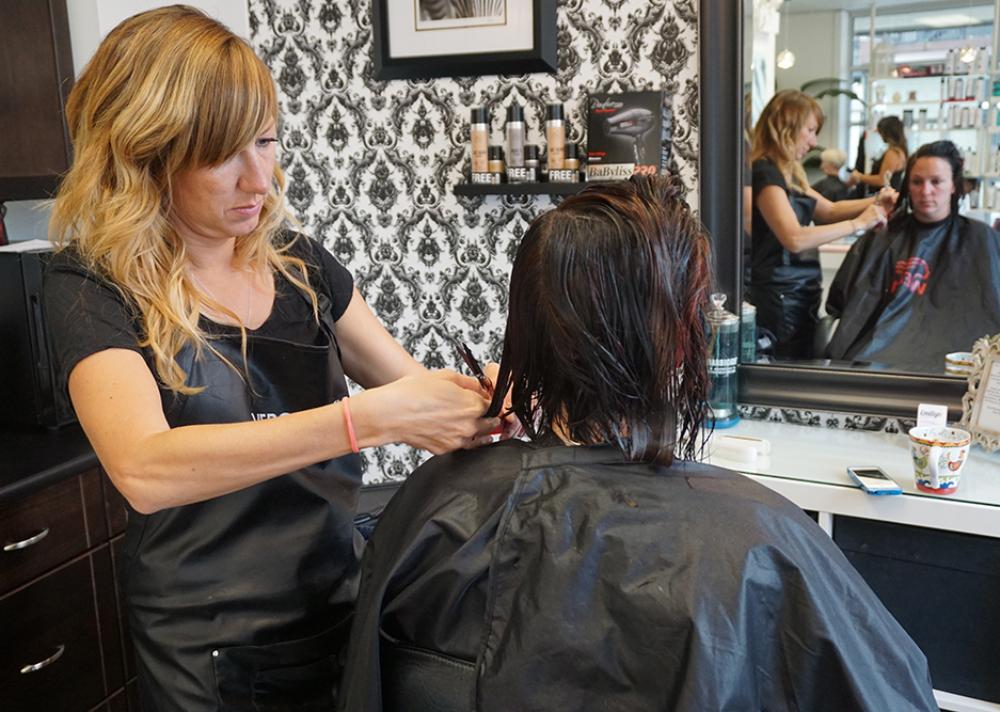 Hairdresser in Squamish - Emily's Hair Designs