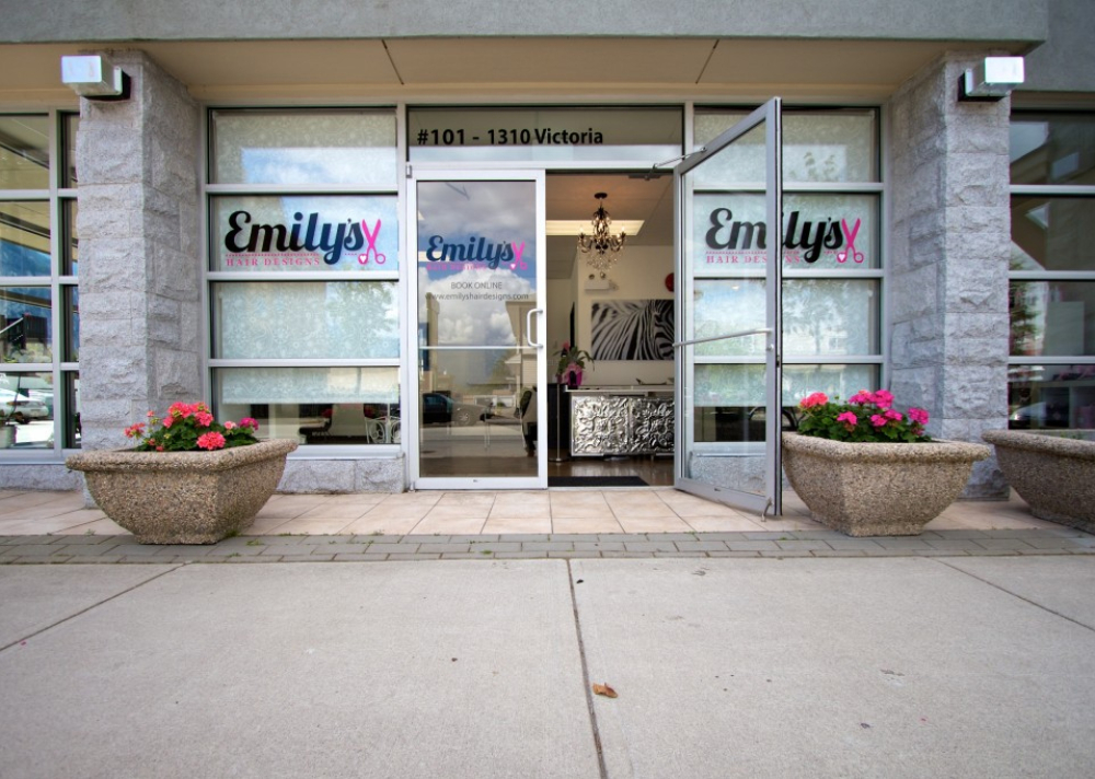 Hairdresser in Squamish - Emily's Hair Designs